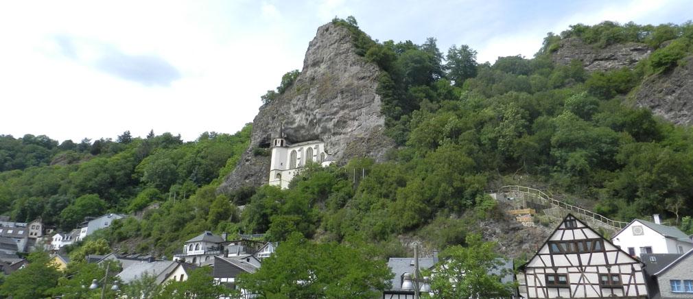 Die Edelsteinregion Idar-Oberstein