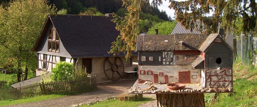 Ferienhaus Getreidemühle