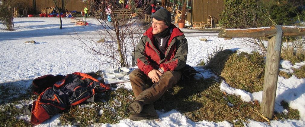 Aktivitäten im Winter