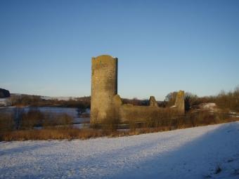 Burgen und Schlösser im Hunsrück