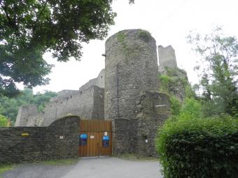 Burgen und Schlösser in der Eifel