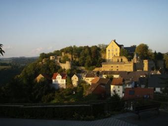 Burgen und Schlösser an der Nahe