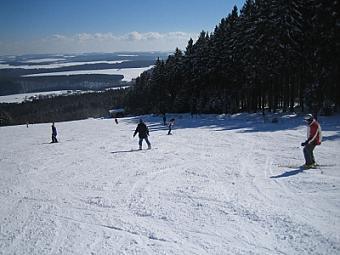 Wintersportmöglichkeiten